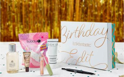 Abonnement Beauty Box Lookfantastic
