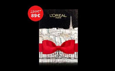 L'Oréal Paris' advent calendar 2019