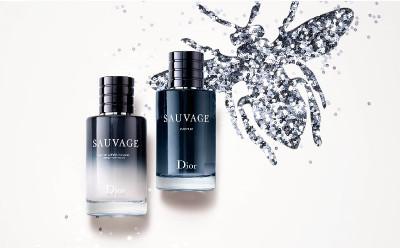 Discover Dior Sauvage Eau De Toilette 100ml